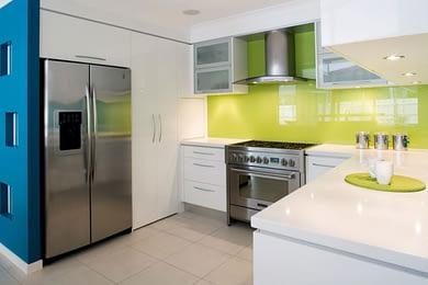 Virtuves remonta darbi